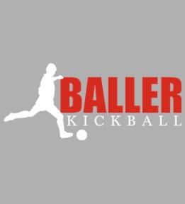 Create Custom Kickball Shirts for your Kickball Team | UberPrints.com