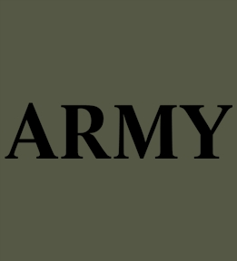 Army t-shirt design 15