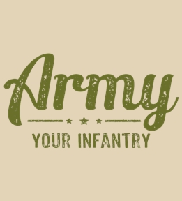 Create Custom Army T-Shirts and Tanks | UberPrints.com