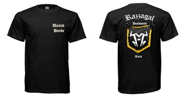 United Horde T-Shirt Samples 5941440-m