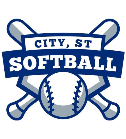Softball Tees | Create Softball T-Shirts Online at UberPrints.com