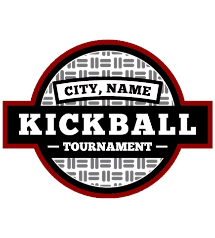 Kickball t-shirt design 13