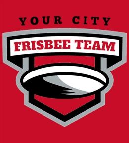 Create Custom Frisbee T-Shirts