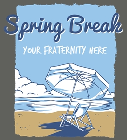 Fraternity Templates t-shirt design 11