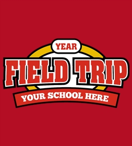 Field Trip t-shirt design 10