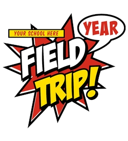 Field Trip t-shirt design 9