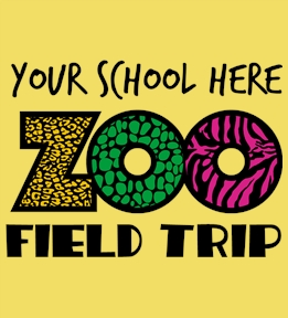 Field Trip t-shirt design 5