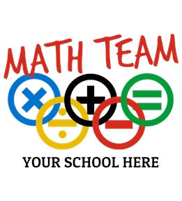 Math t-shirt design 1