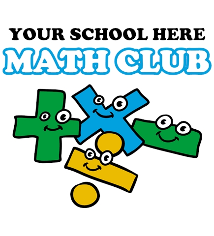 Math t-shirt design 4