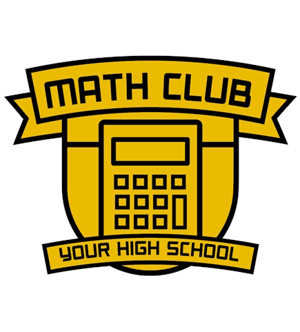 Math t-shirt design 6