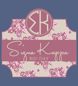 Custom Sigma Kappa Shirts | Design Online at UberPrints.com