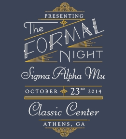 Custom Sigma Alpha Mu T-Shirts | Design Online at Uberprints.com