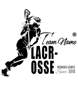 Create Custom Lacrosse Shirts and Polos