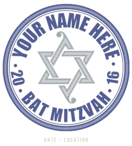 Custom Bat Mitzvah Shirts
